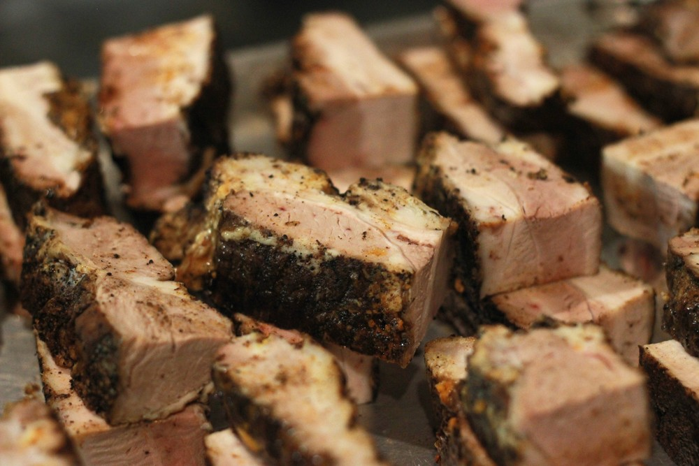 Pork Belly Photo by Justin Rouhier