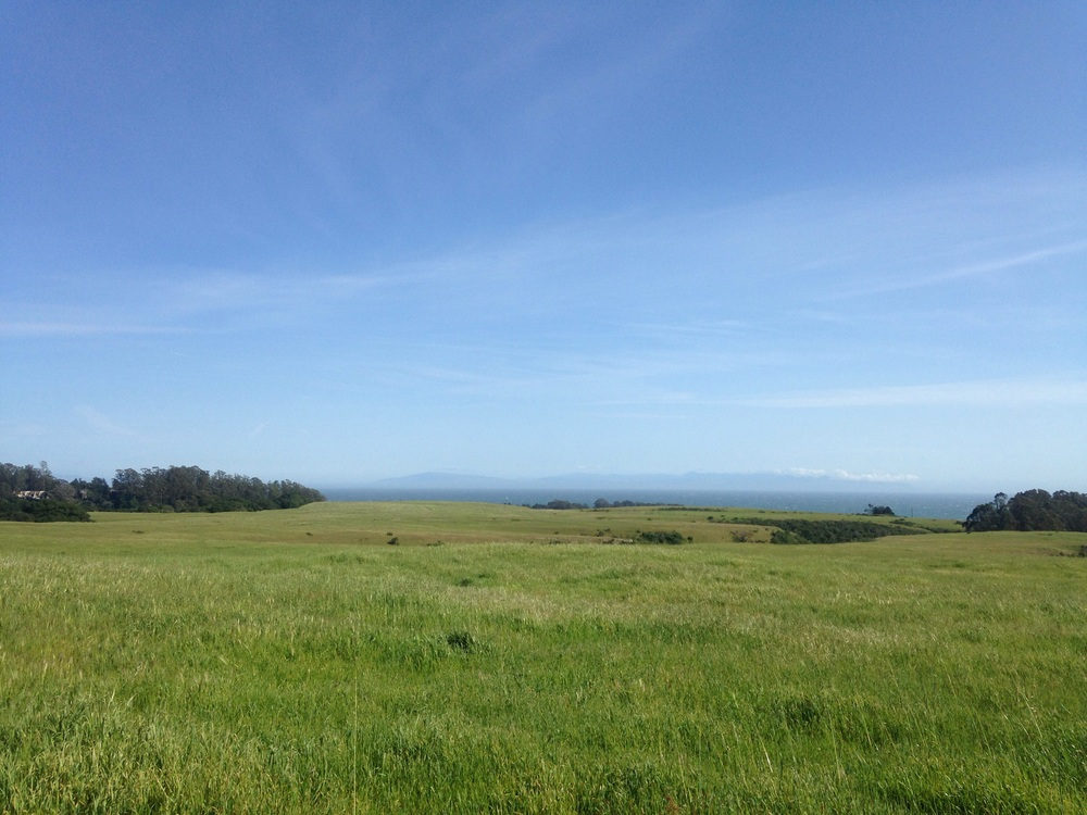 Wilder Ranch State Parklooking South to Monterey, California