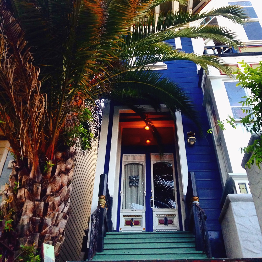 Admiring Architecture in San Francisco