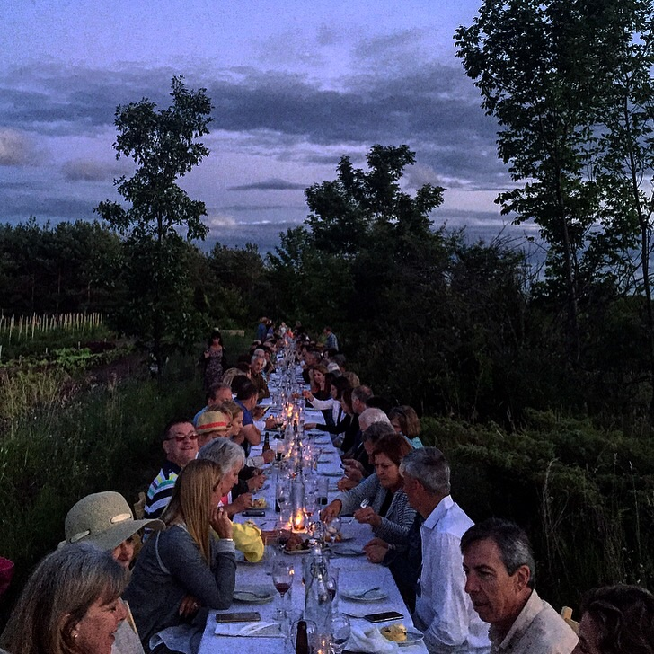 A lovely eve at Hidden Acres Farm // Door County, Wisconsin