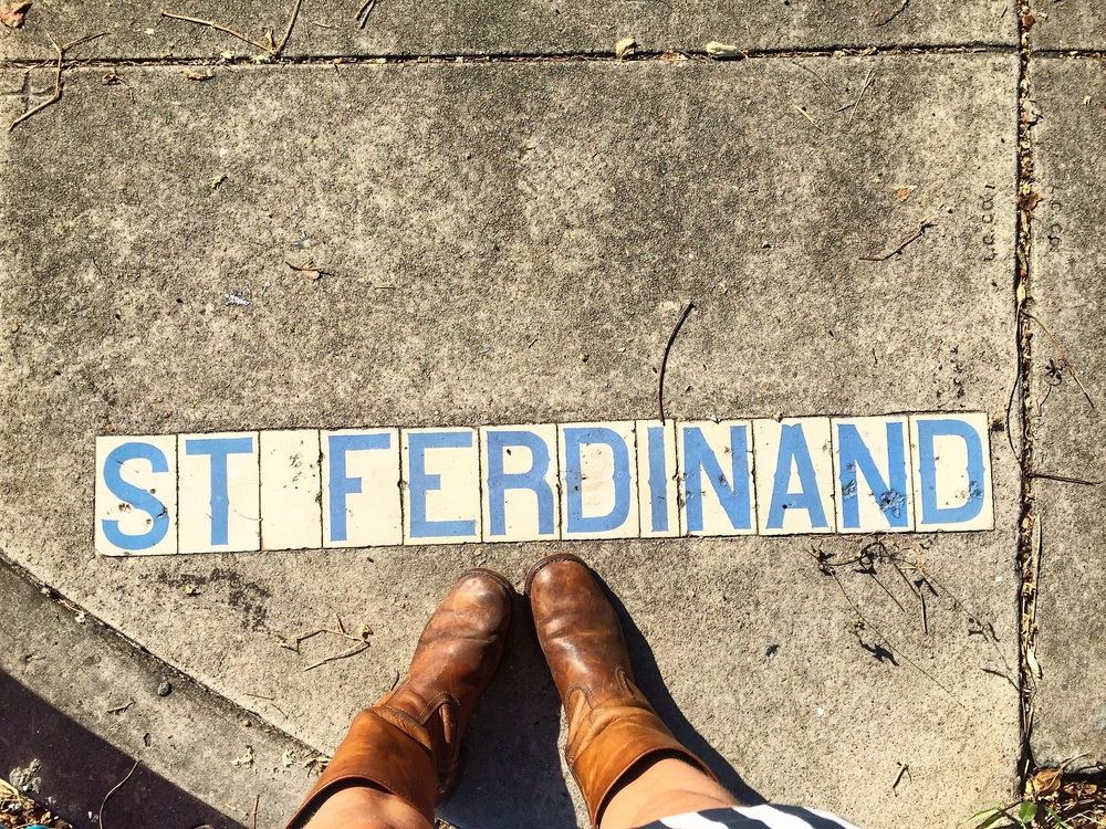 Street Feet// New Orleans, Louisiana