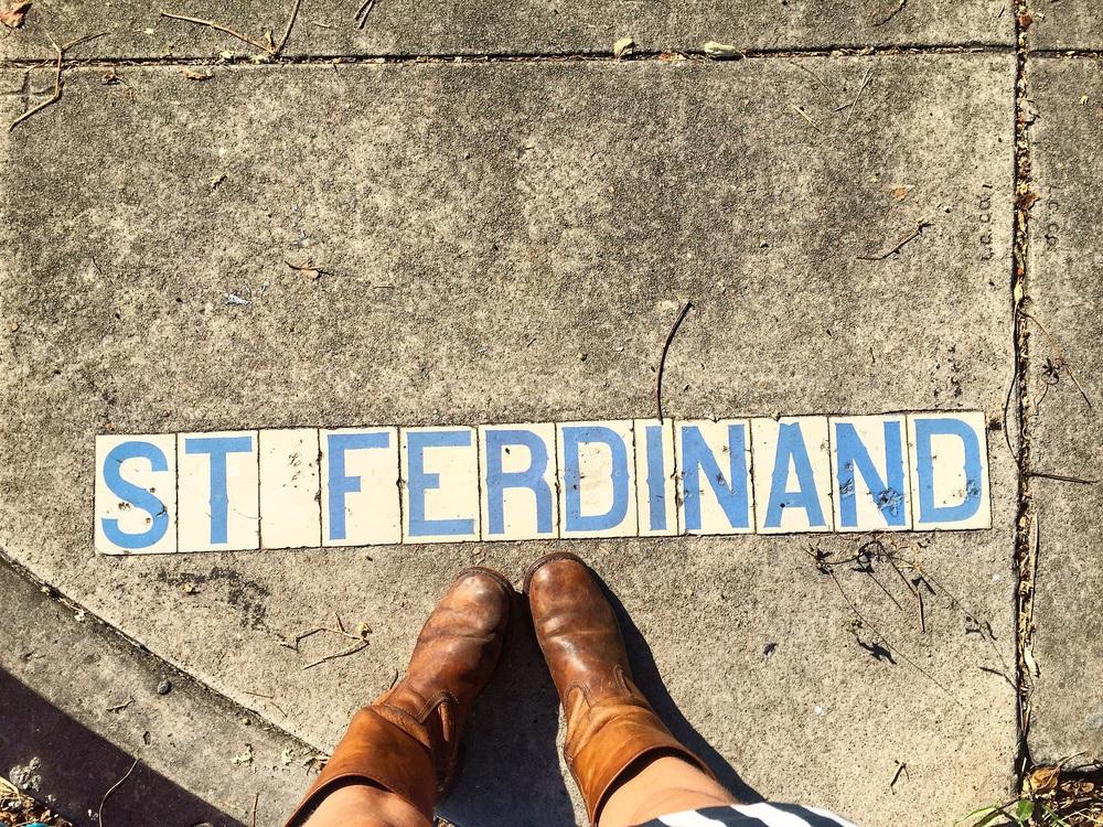 Street Feet// New Orleans, Louisiana