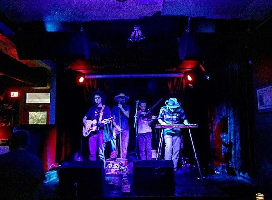 Don Coyote at Siberia Club// New Orleans, Louisiana