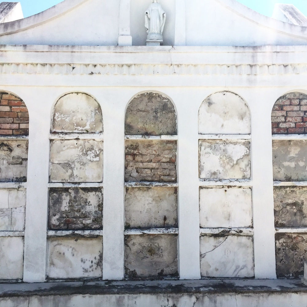 St Roch Cemetery// New Orleans, Louisiana