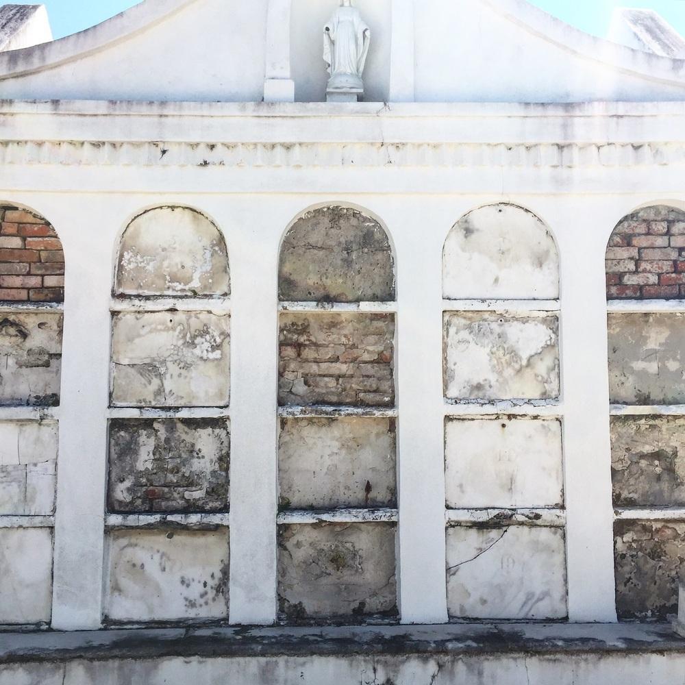 St Roch Cemetery// New Orleans, Louisiana