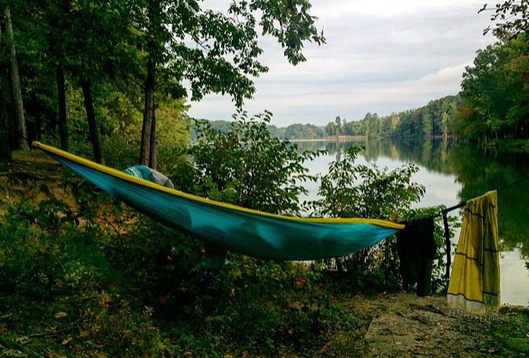 Stone Mountain Lake Campsite//Stone Mountain, Georgia