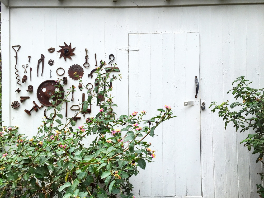 Boggy Creek Farm Tool Shed// Austin, Texas