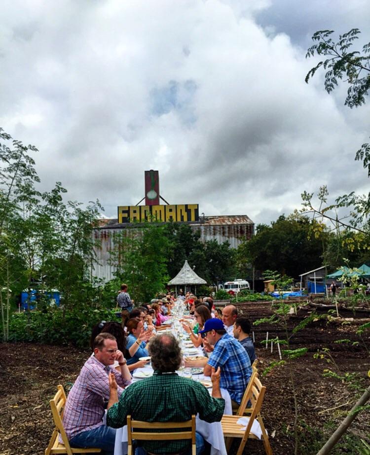Last Organic Outpost, Houston, Texas