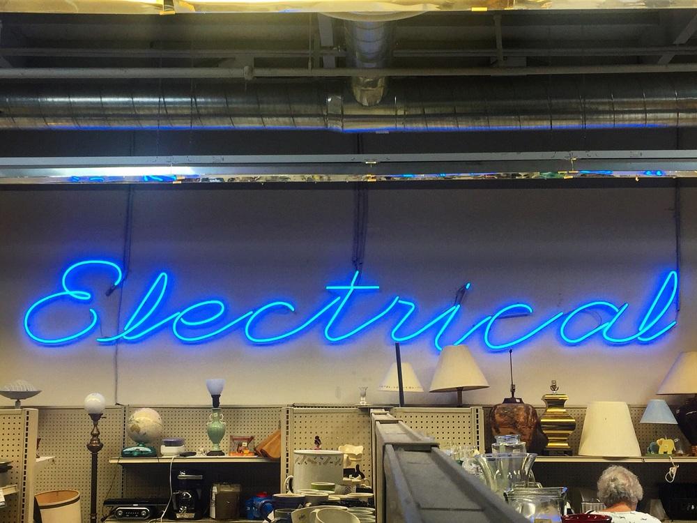 Its Electric// Santa Cruz, California