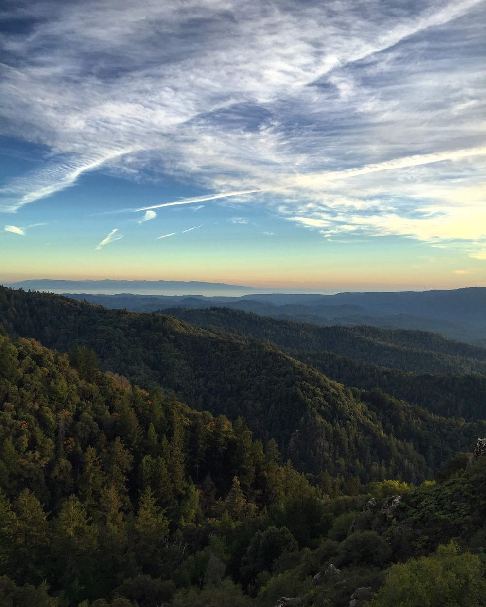The San Lorenzo Kingdom//Santa Cruz Mountains, California