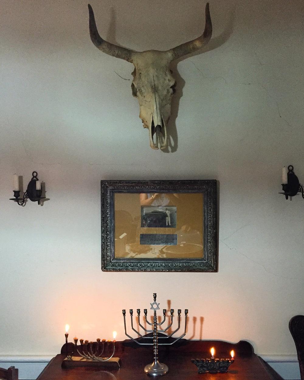 Hannakah at Bobolink// Milford, New Jersey