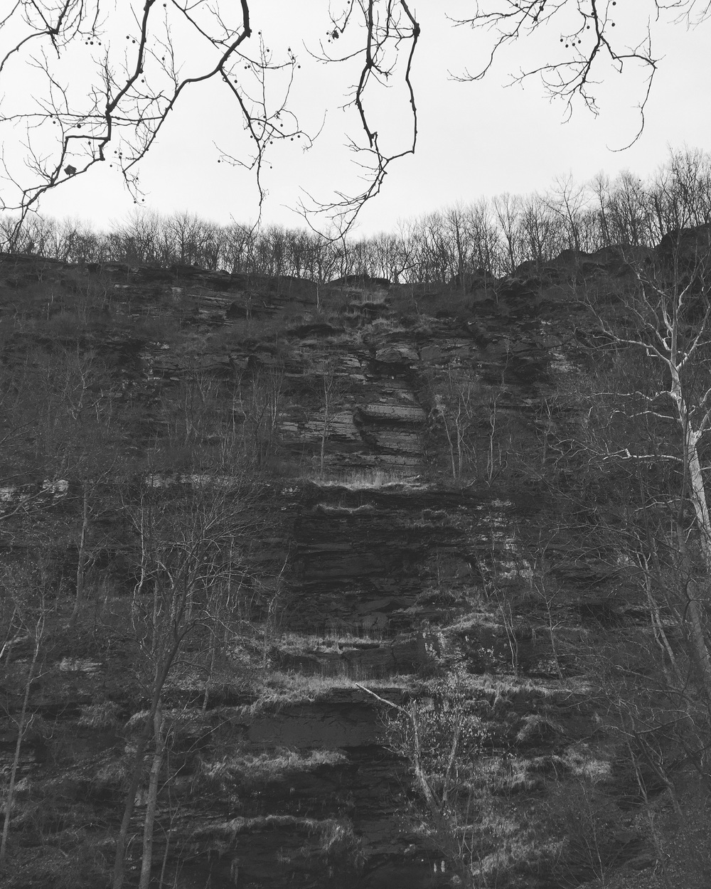 The Gallows// Upper Black Eddy,Pennsylvania