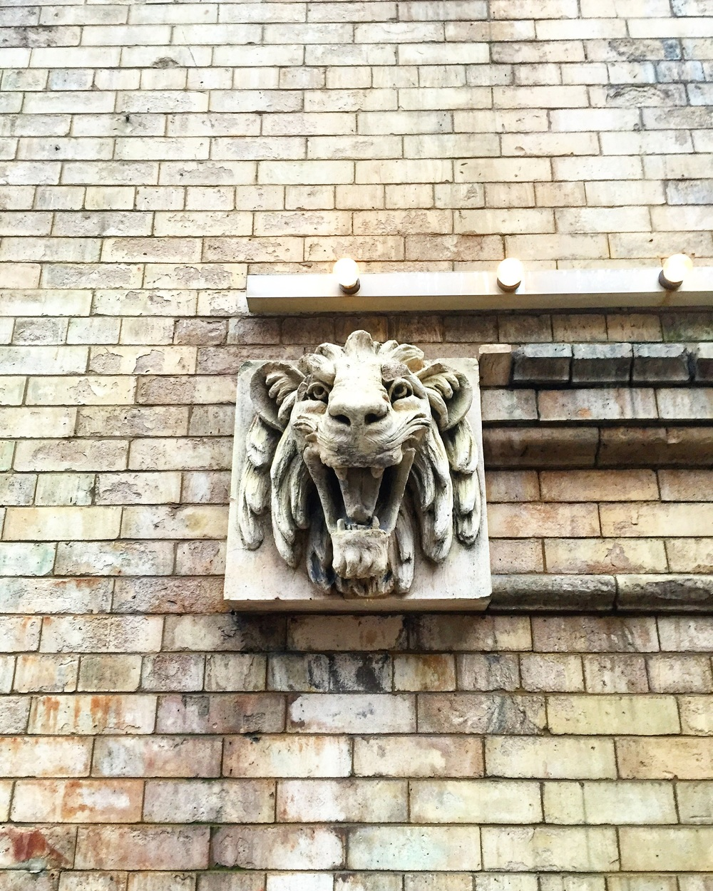Lions//Philadelphia, Pennsylvania
