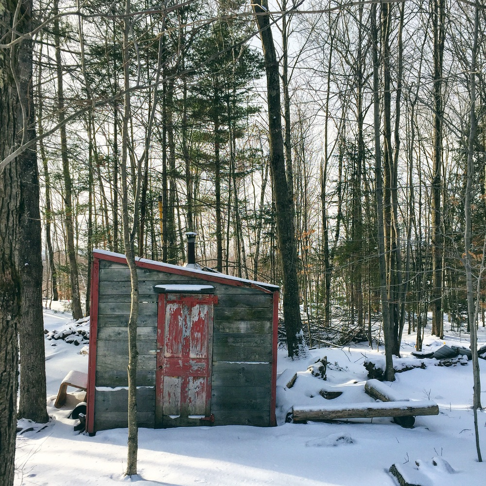 Sugar Shack Dreams// Waterbury, Vermont