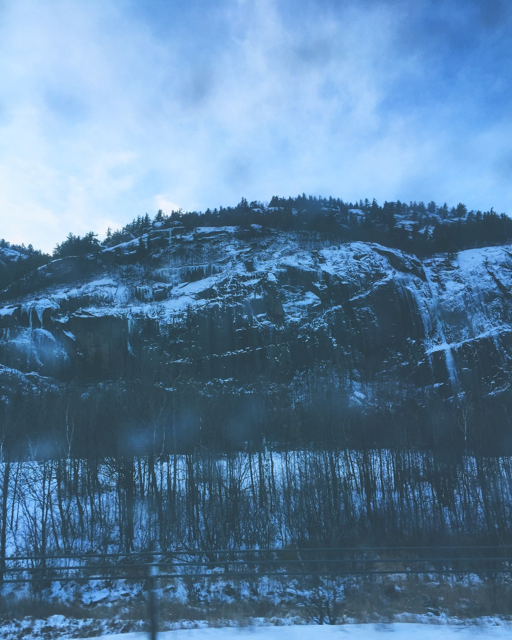 Adirondack Drive Bys//Vermont