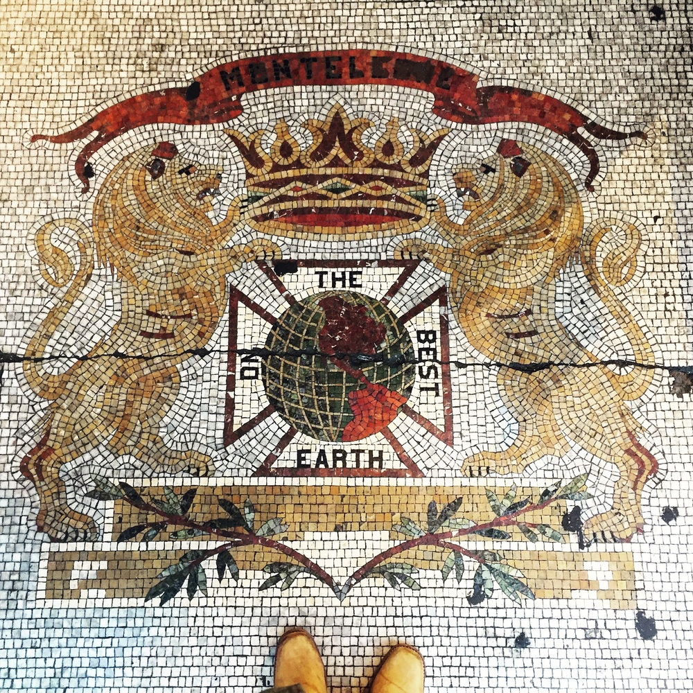 Mosaics// New Orleans, Louisiana
