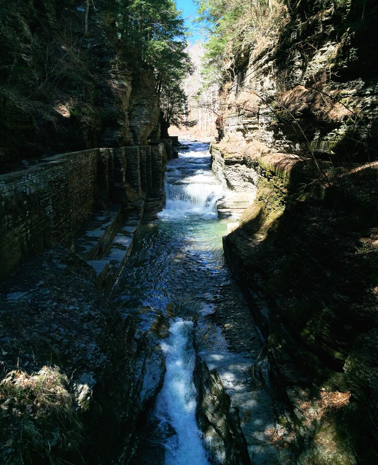 Flow// Ithaca, New York