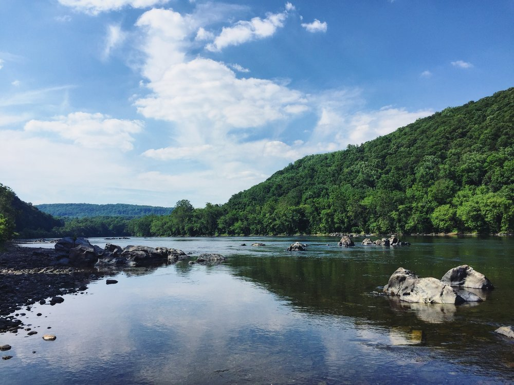 Delaware Solstice// Raubsville, Pennsylvania