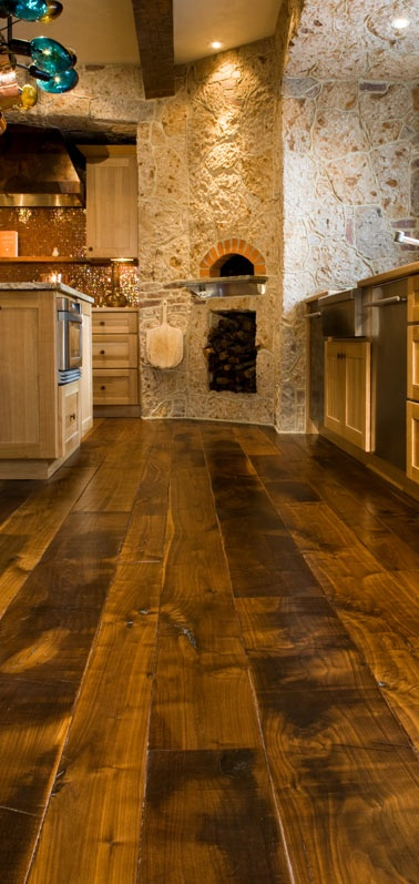 General Finishes wide beam kitchen wood floors.jpg