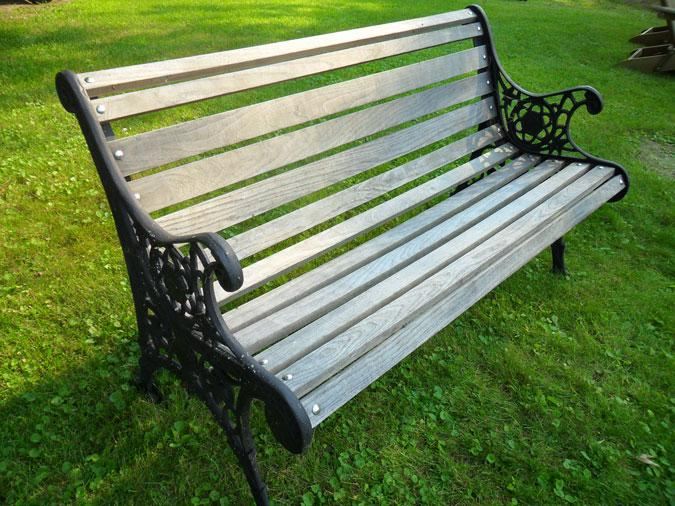 park bench LifeTime wood treatment.jpg