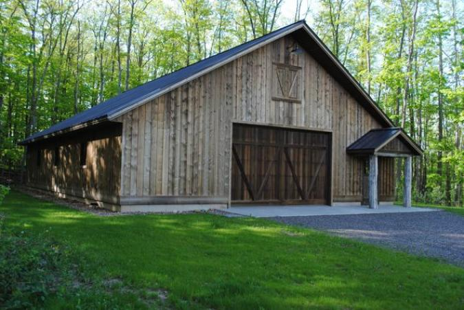 rustic barn protected with LifeTime wood treatment.jpg
