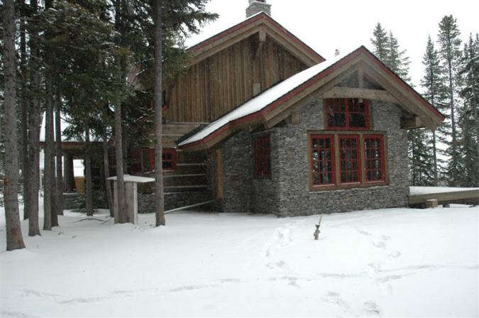snow cabin home LifeTime wood treatment.jpg