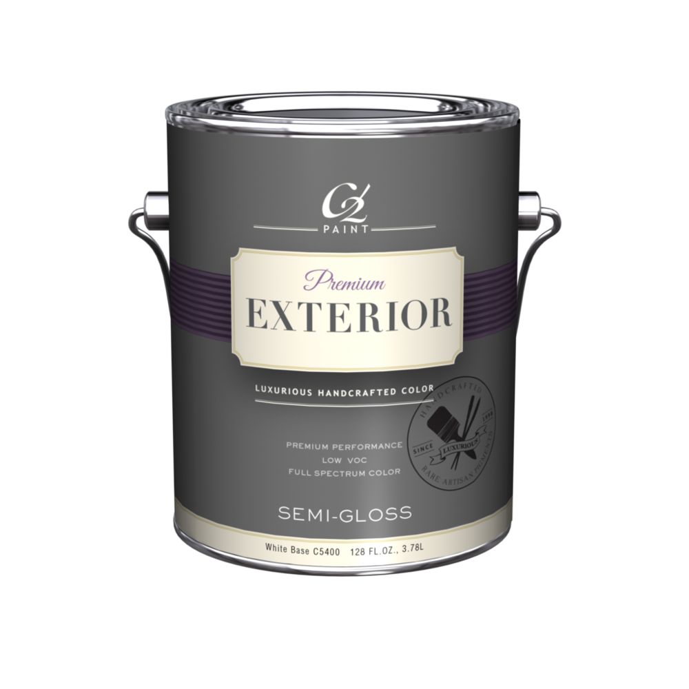 C5400 Exterior Latex Semi-Gloss is a 100% Acrylic formulation designed for application to most exterior surfaces where a semi-gloss finish is desired. C5400 is specifically formulated to provide outstanding covering power, exceptional flow and leveling, tenacious adhesion and weathering characteristics, like gloss and color retention, that are second to none.