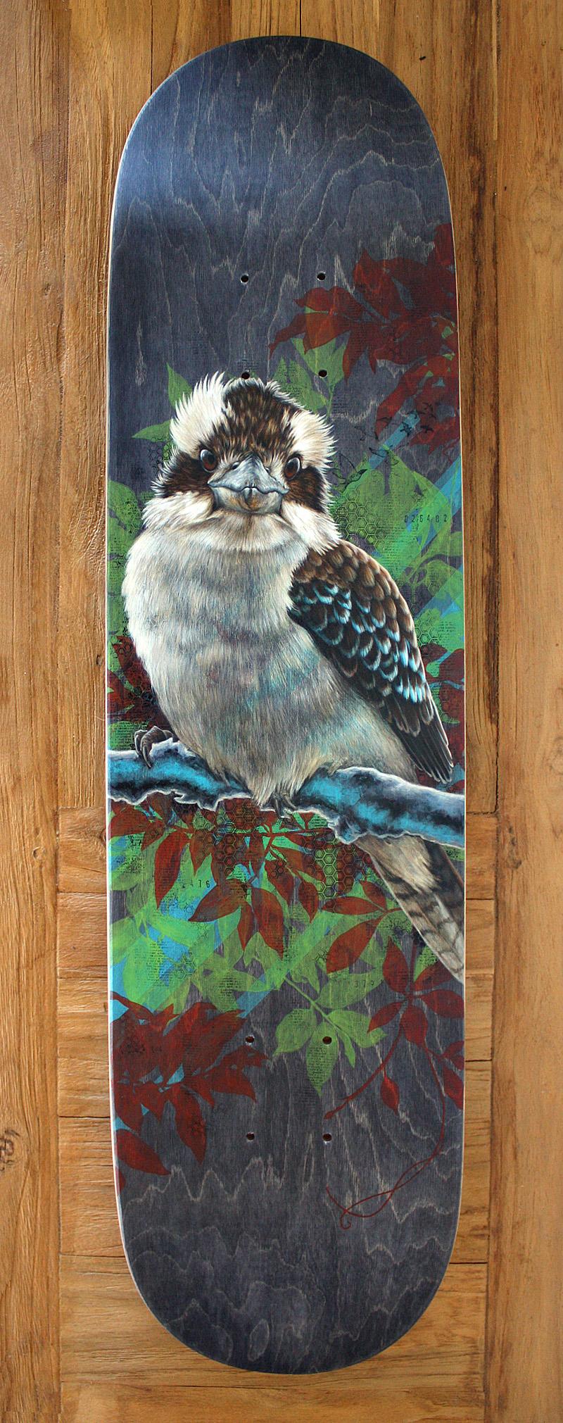 Kookaburra Deck