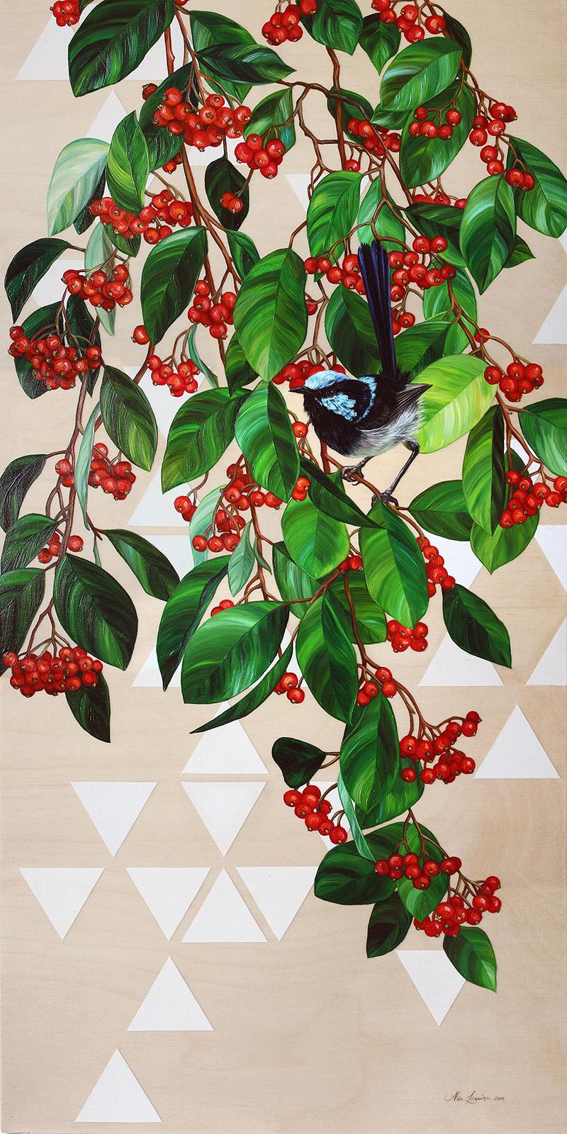 Geo 3: Wren and Berries