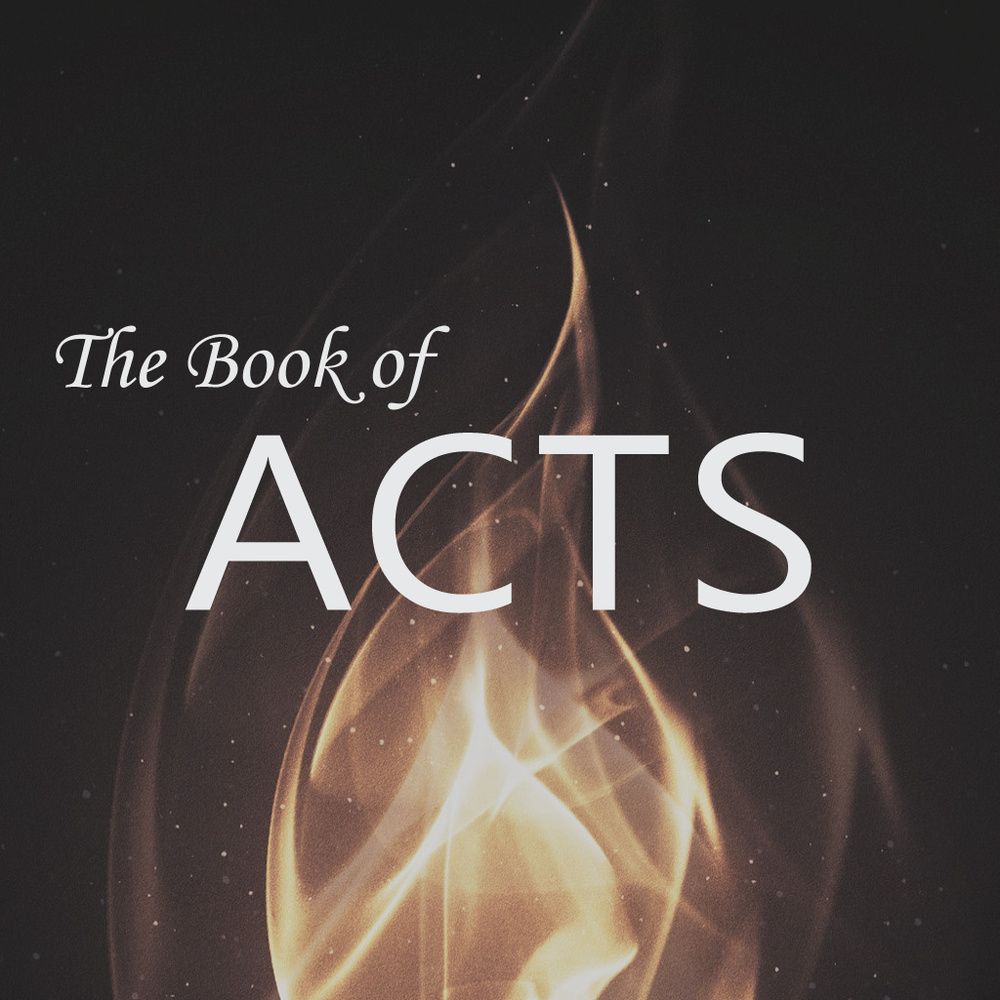 Acts 20:25-38 -