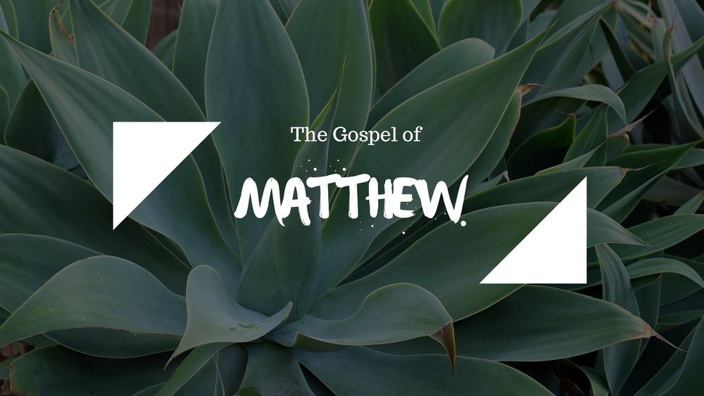 Matthew 9:1-19 -