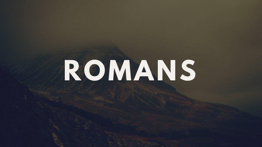 Romans 12:3-8 -