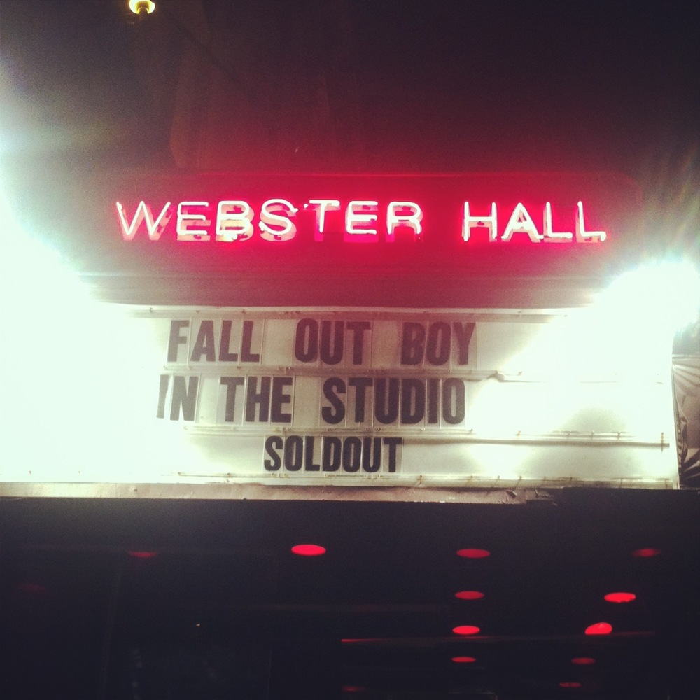 fall out boy webster hall feb 2013.jpg