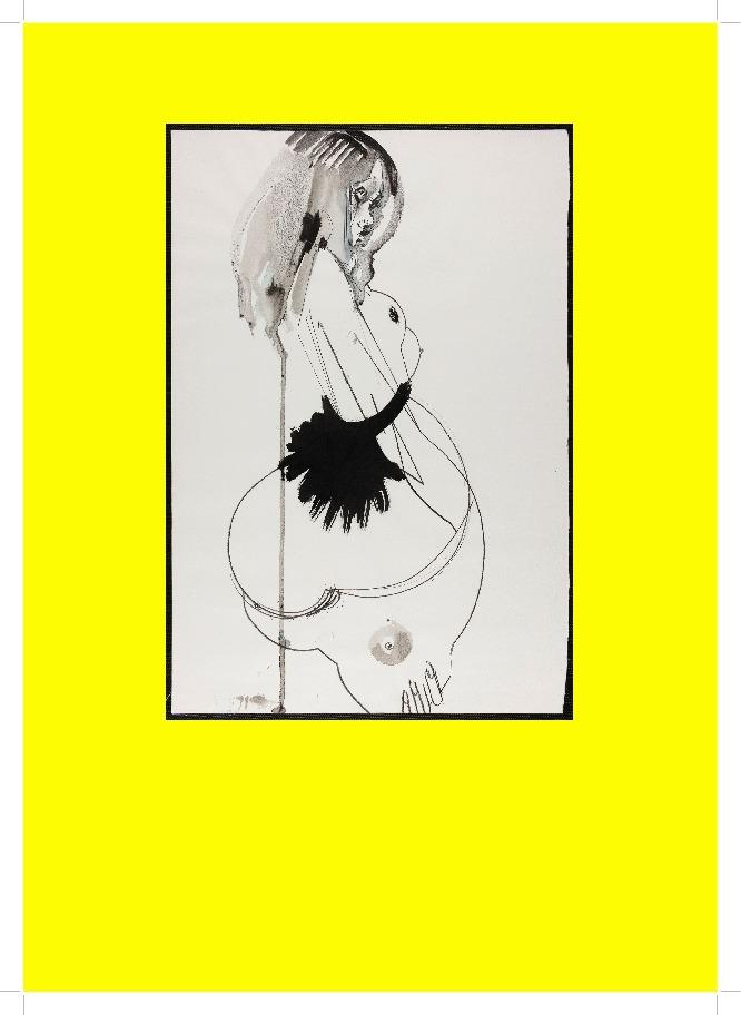 'Glorious Technicolour'   Nura Khan meets Julie Verhoeven     www.aiemagazine.com