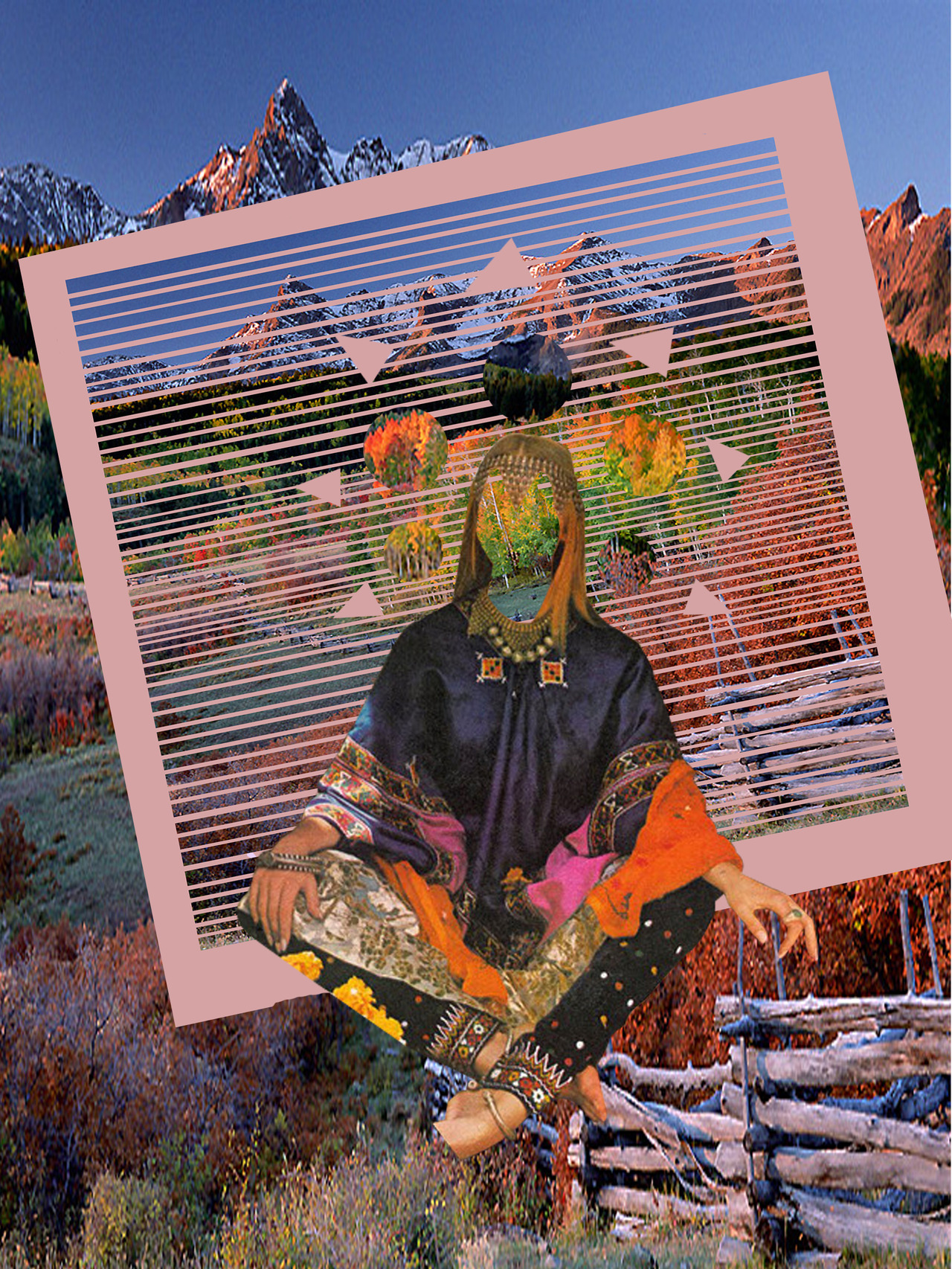 collage-calamity :       Gypsy Slasher,    collage-calamity