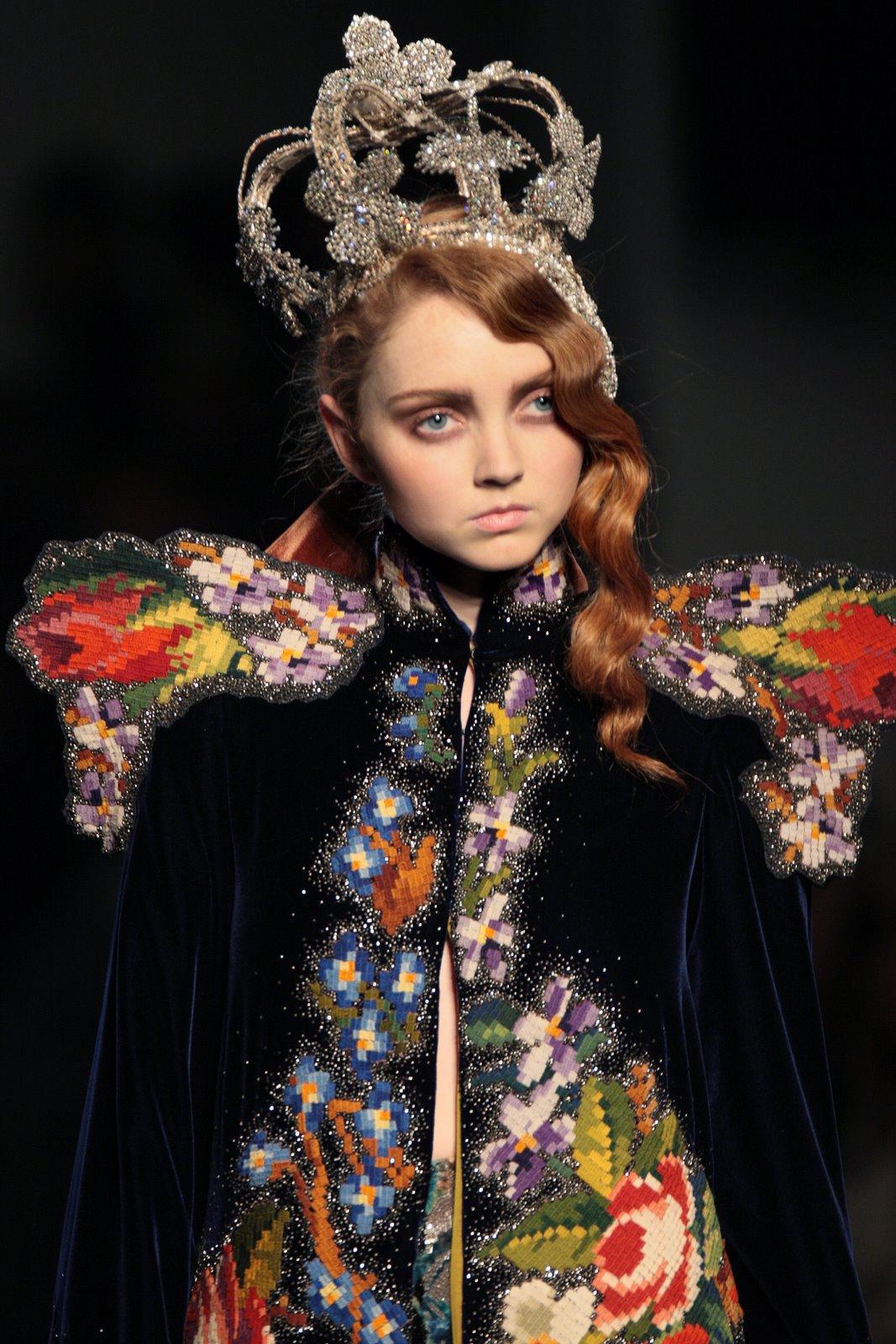 decrux: Jean Paul Gaultier Couture A.W 07