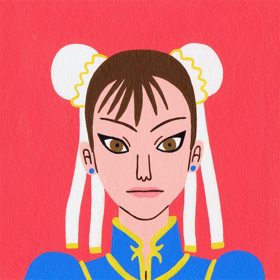 jackteagle :     Chun-Li