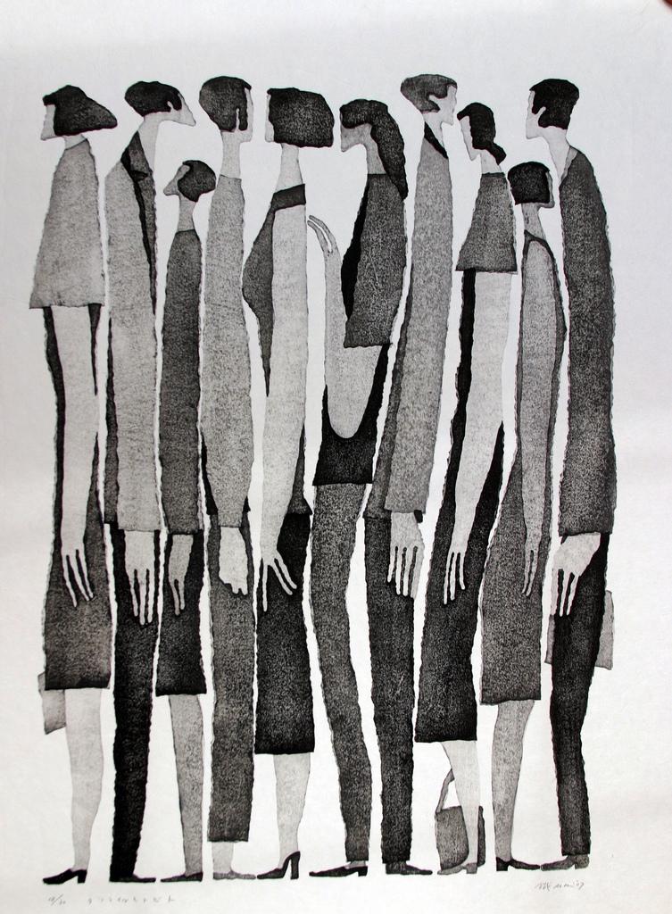 People - Tetsuo Aoki (III)