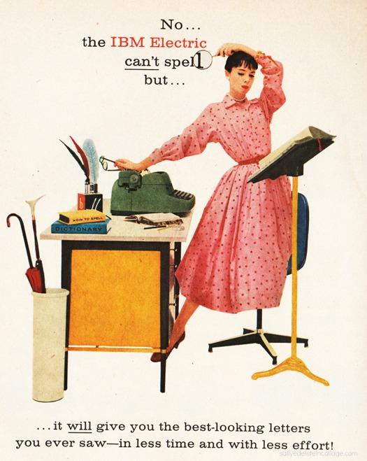 IBM Electric Typewriter (by  sallyedelstein )