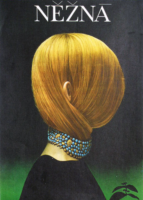 lowestentropy: Une femme douce (1969) | Robert Bresson Czech Poster by Olga Poláčková-Vyleťalová