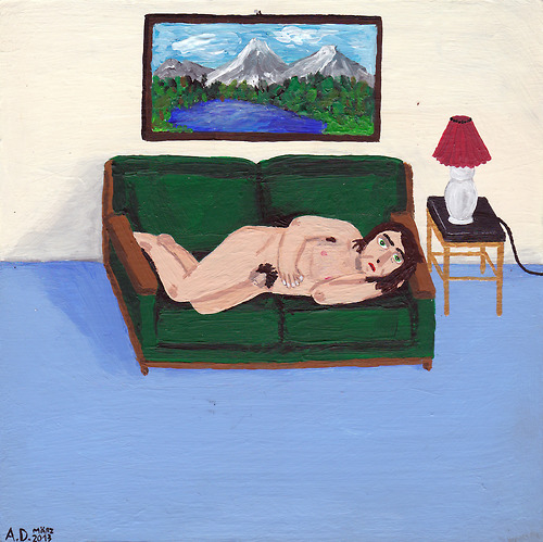 nude on a green couch.jpg