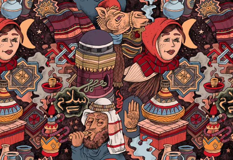 Tunisian Days Series