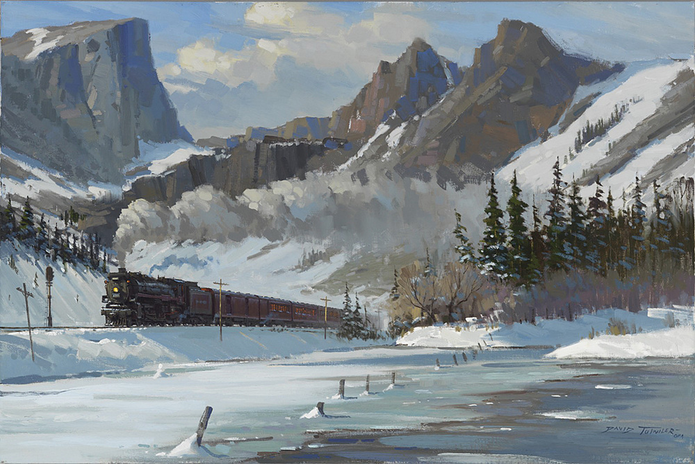 "David Tutwiler, ""Drama of the Northwest"""