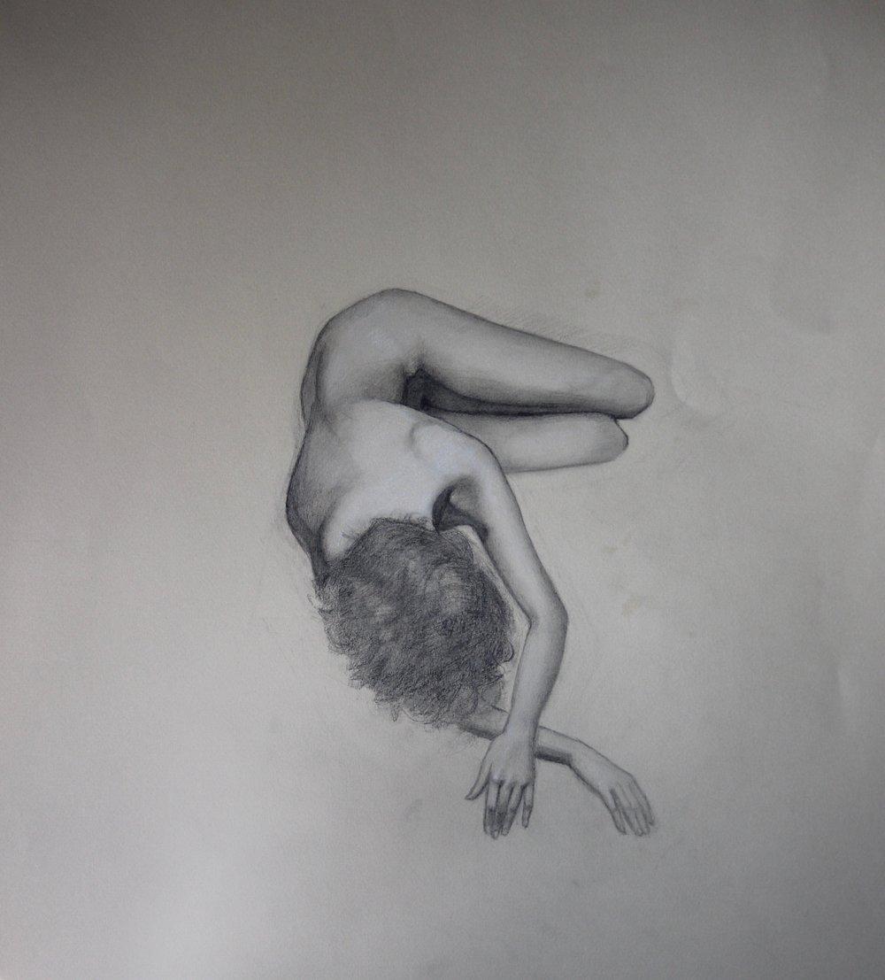 Aparna Rupakula Title: Leela figure study Size: 18 x 16 x 0 Price: $650