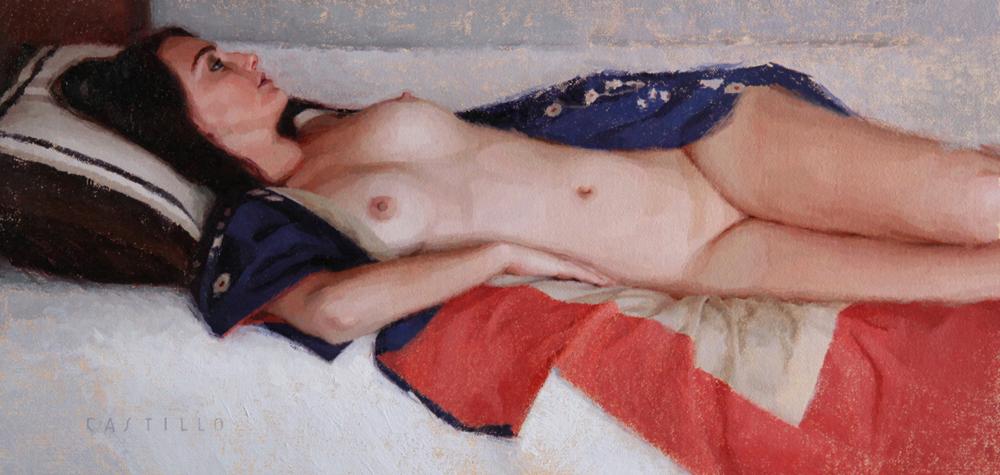Victoria Castillo Title: Solitude Size: 10 x 20 Price: NFS