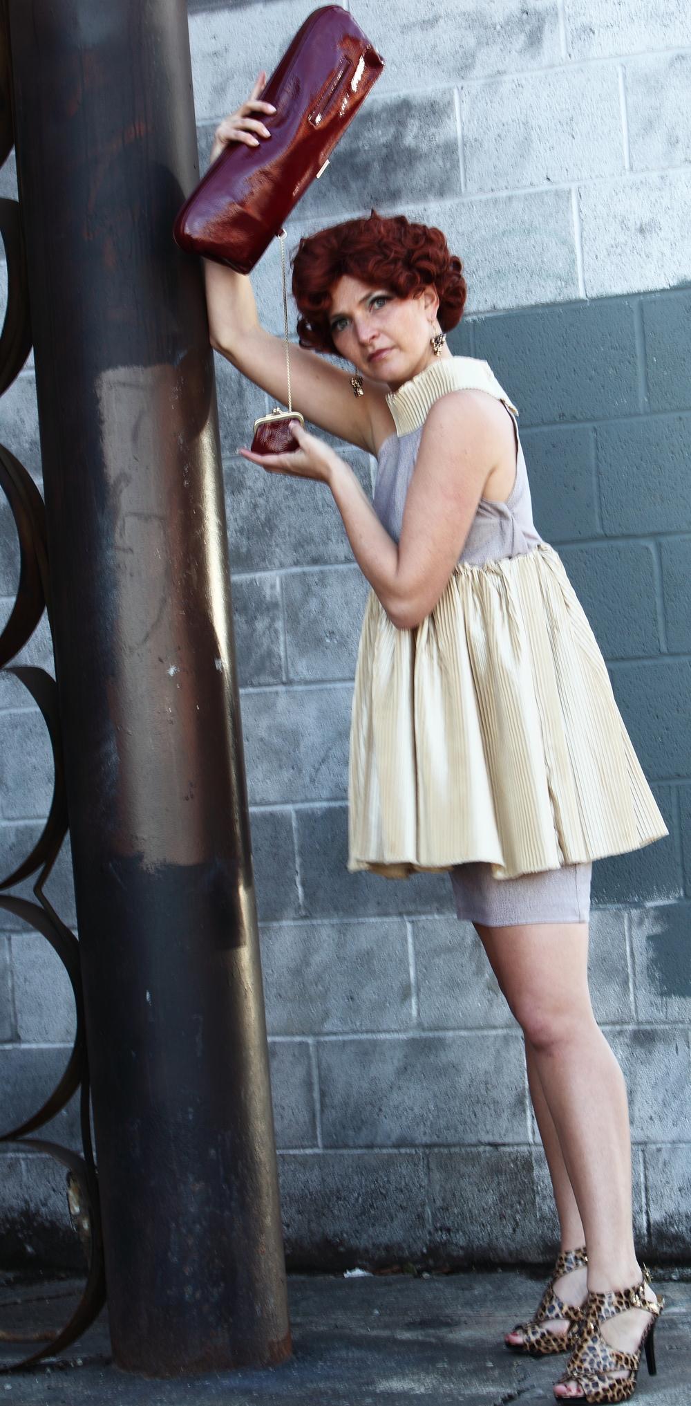 taupe ruffle dress.jpg