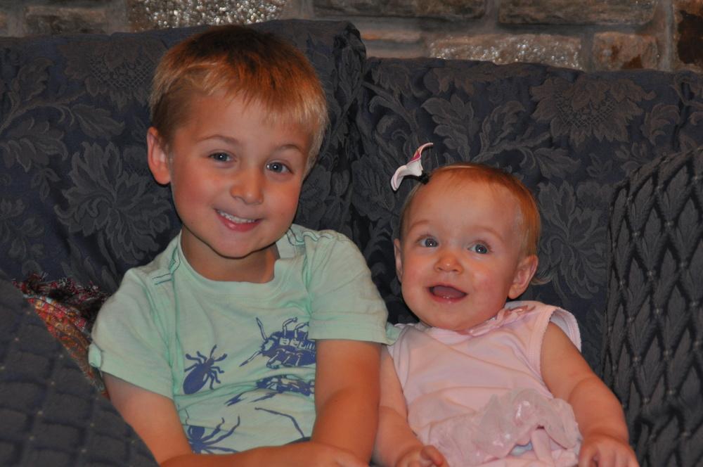 Owen and Cassie