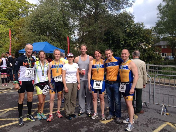 Haywards heath triathlon