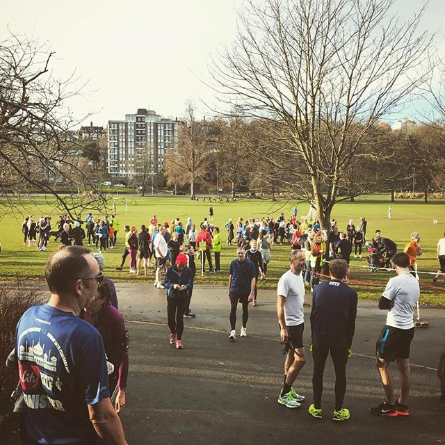 Beautifully crisp morning for @parkrunuk in Preston Park 🍃 #PPPR #run #parkrun #saturday