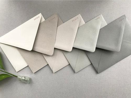 envelope paper options papertree studio